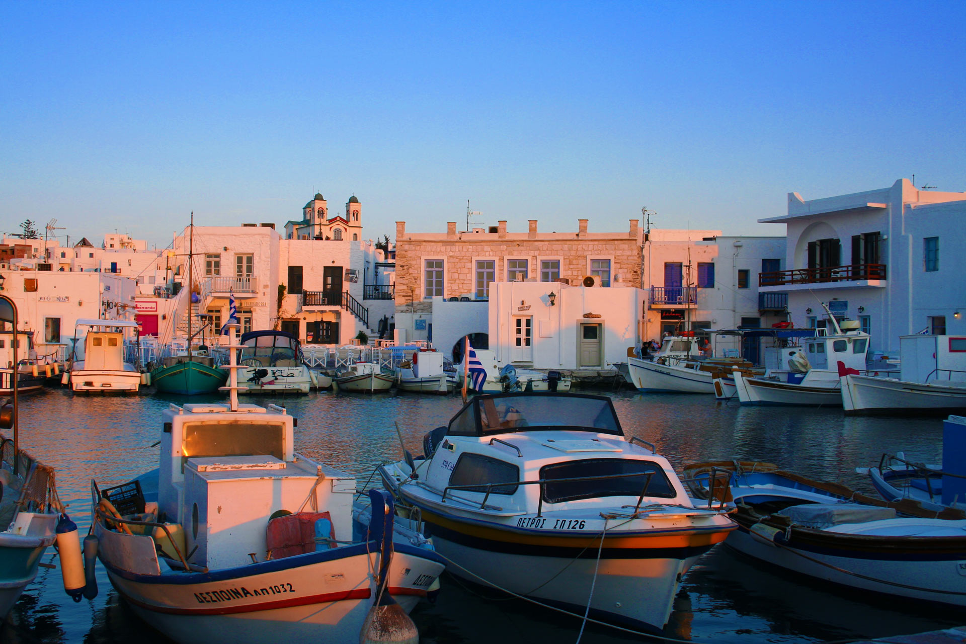 Paros, Greece, Hotel and Studios Cyclades